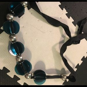 Marni and H&M colab necklace